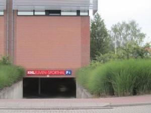 Foto Ondergrondse Parking UCLL