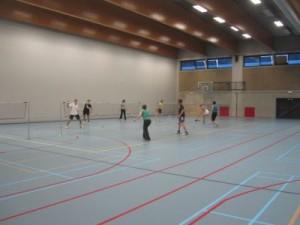Foto Sportzaal UCLL